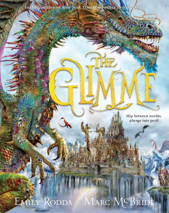The Glimme front cover